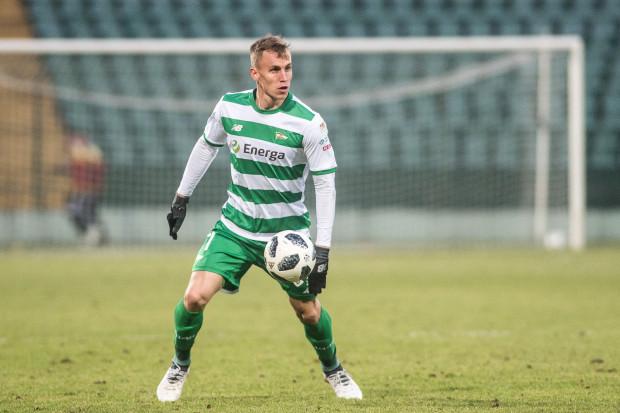 Paweł Stolarski asystował przy pierwszym golu Lechii w tym sezonie, którego w Płocku strzelił Marco Paixao. Także jego podanie otworzyło drogę do pierwszej bramki dla biało-zielonych wiosną.