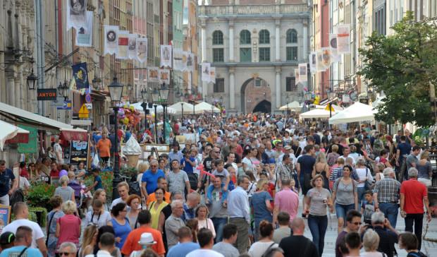 GUS przedstawił pozytywne prognozy dla Gdańska. Liczba jego mieszkańców ma rosnąć.