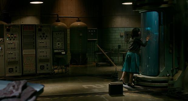 Eliza (Sally Hawkins), pracując w tajnym laboratorium jako sprzątaczka, poznaje istotę z innego świata - monstrum (Doug Jones) zdolne do uczuć i zasługujące na życie. Empatia głównej bohaterki zainicjuje cykl nieprawdopodobnych zdarzeń, które zmienią losy wielu osób.