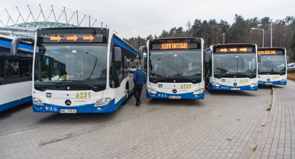 Jeśli uda się rozstrzygnąć przetarg, nowe autobusy w Gdyni pojawią się prawdopodobnie latem 2019 roku.