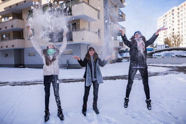 Zima mroźna i śnieżna nie musi być traktowana jak dopust Boży. Ona także ma swoich fanów.