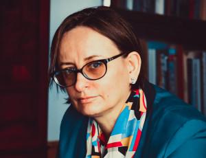 Jadwiga Charzyńska - dyrektor Centrum Sztuki Współczesnej Łaźnia