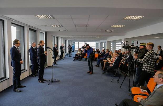 Szczegóły programu INNOship zostały zaprezentowane podczas specjalnej konferencji jaka odbyła się w Bałtyckim Porcie Nowych Technologii w Gdyni.