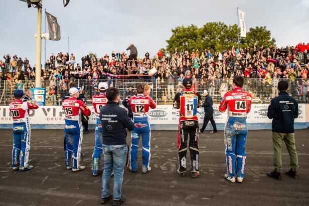 Gdańscy kibice będą musieli jeszcze trochę poczekać, zanim będą mogli zobaczyć swój zespół na torze