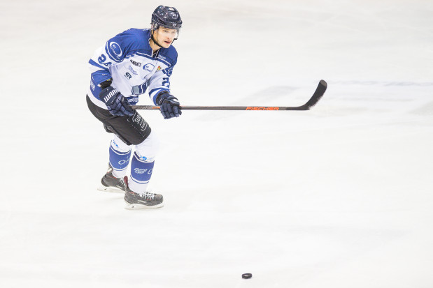 Jan Steber zapewnia, że tylko dla niektórych hokeistów z NHL karne to łatwizna.