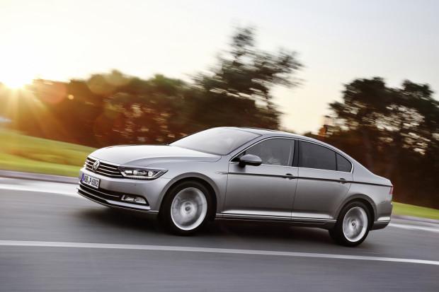 Prezydent Sopotu przemieszcza się po mieście VW Passatem.