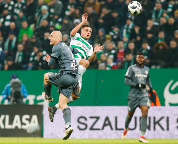 W ostatniej kolejce ligowej Sławomir Peszko rywalizował m.in. z Michałem Pazdanem. W poniedziałek spotkają się na zgrupowaniu reprezentacji Polski.
