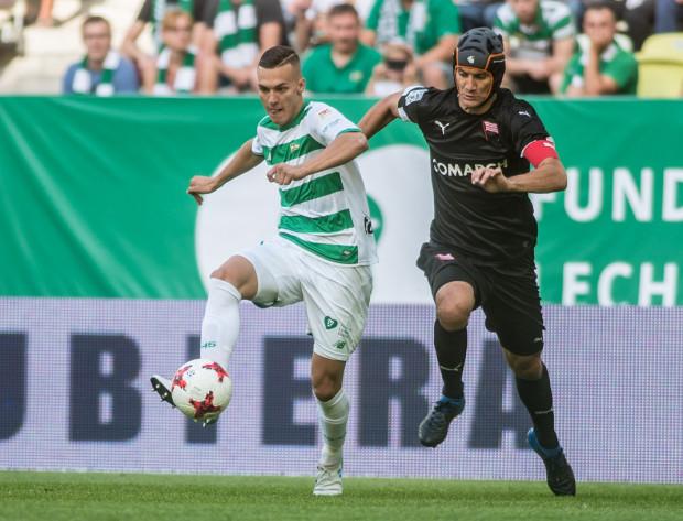 Lukas Haraslin po przerwie spowodowanej kontuzją nie zagrał jeszcze w Lechii, za to w młodzieżowej reprezentacji Słowacji rozegrał dwa mecze w ciągu czterech dni.