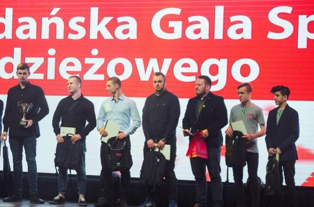Blisko 250 sportowców i trenerów uhonorowano podczas młodzieżowej gali w Ergo Arenie.