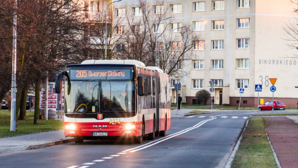 Zakupione autobusy były dotychczas wykorzystywane na podmiejskich liniach do Pruszcza Gdańskiego.