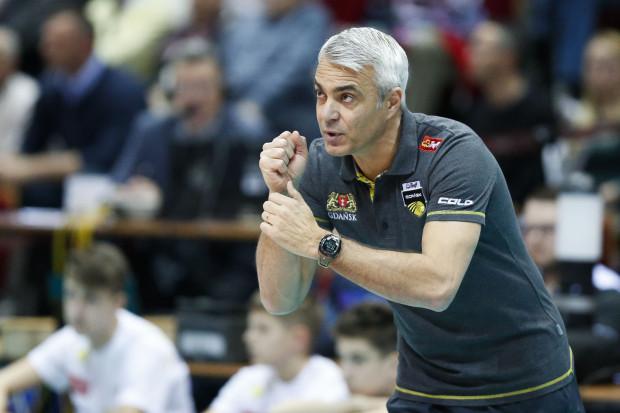 Andrea Anastasi uważa, że kolejny sezon bezie wyzwaniem dla niego i dla Trefla Gdańsk.
