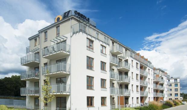 W ramach inwestycji zrealizowane zostały dwa budynki, trzeci ma zostać oddany do użytkowania do końca 2018 roku.