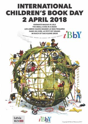 Międzynarodowy Dzień Książki Dziecięcej 2018