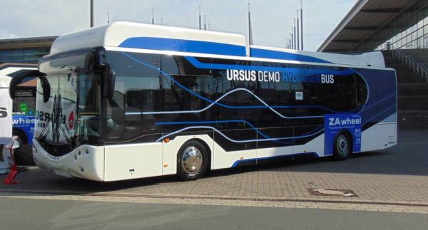 Jednym z producentów autobusów na wodór jest Ursus.