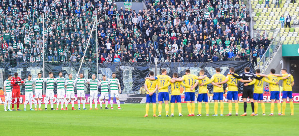 Piłkarze Arki Gdynia i Lechii Gdańsk powinni poprawić wyniki względem zaprezentowanej symulacji, by ich kibice uznali drugą fazę rozgrywek za udaną.
