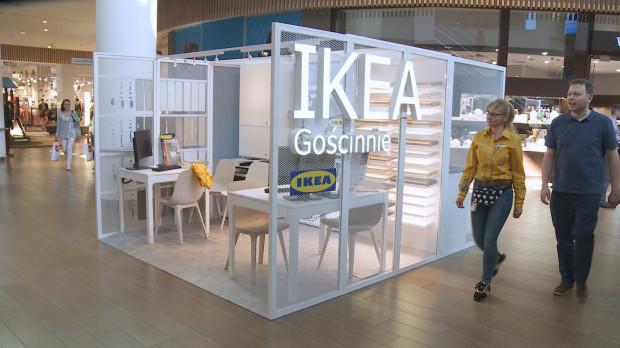 IKEA Gościnnie w Gdyni.