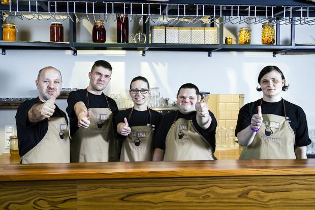 Kawiarnie poprowadzą osoby niepełnosprawne intelektualnie i założyciele spółdzielni socjalnej.