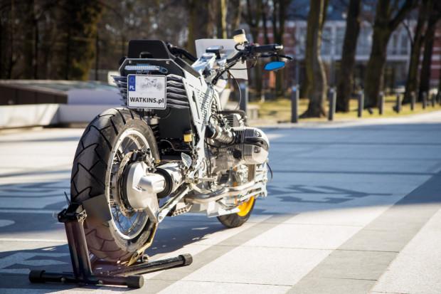 Od momentu pojawienia się projektu na blogu Bike Exif, motocykl naukowca z Gdańska jest na ustach całego świata.