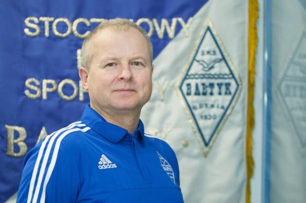 Piotr Rzepka koordynować będzie szkolenie swoich następców w Bałtyku Gdynia.