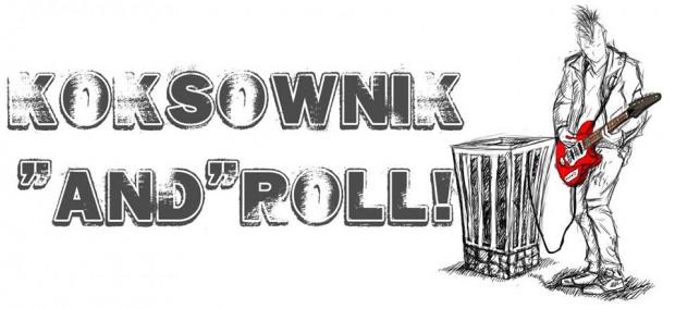 """Projekt """"Koksownik'and'Roll"""" zakłada wykorzystanie koksownika jako infrastrukturę ulicznego koncertu."""