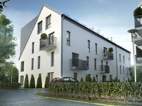 W związku z kształtem budynków na Zielonej Lagunie powstają w nich mieszkania z antresolami, niektóre o niewielkich powierzchniach i ciekawych możliwościach aranżacyjnych.