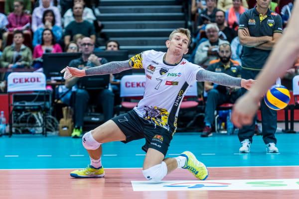 Damian Schulz zdobył tytuł MVP w ostatnim meczu sezonu zasadniczego siatkarzy Trefla Gdańsk. Teraz bój o półfinał w rywalizacji do dwóch zwycięstw z Jastrzębskim Węglem.