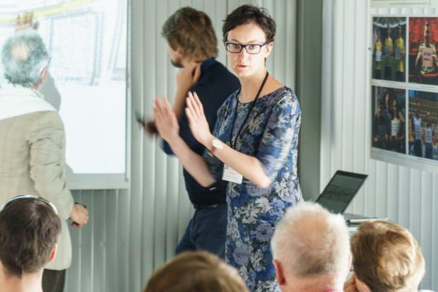 Uczestnicy warsztatów to osoby regularnie korzystające z ul. Starowiejskiej.