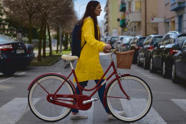 Jeżdżąc na rowerze można dobrze wyglądać, jednocześnie nie tracąc na komforcie i funkcjonalności