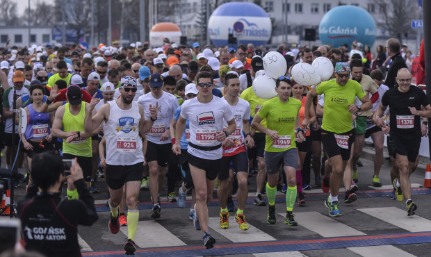 Wielu spośród 2700 uczestników 4. Gdańsk Maratonu i imprez towarzyszących temu wydarzeniu zaczynało właśnie od rekreacyjnego truchtania na krótkich dystansach