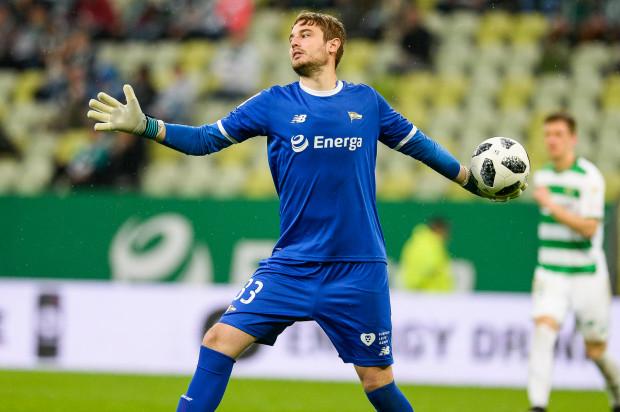 Oliver Zelenika w debiucie w ekstraklasie nie puścił gola. Chorwat chciałby zostać w Lechii Gdańsk na kolejny sezon, ale rozmów o przedłużeniu kontraktu jeszcze nie było.