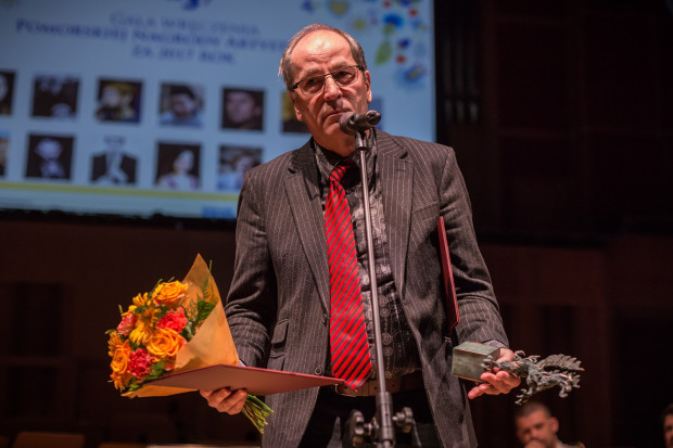 Laureatem Pomorskiej Nagrody Artystycznej został m.in. Leszek Kułakowski.