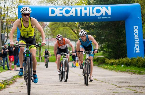 Za nami triathlon o puchar Rektora AWFiS