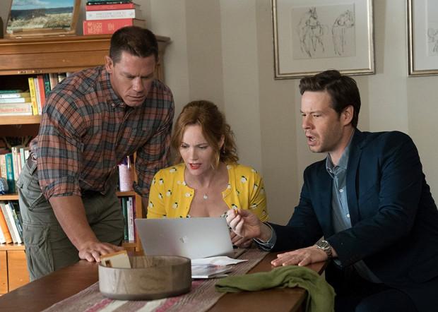 Mitchell (John Cena), Lisa (Leslie Mann) i Hunter (Ike Barinholtz) w dniu maturalnego balu swoich córek odkrywają, że dziewczęta mają zamiar zerwać z dziewictwem. Ruszają więc śladem nastolatek, by nie dopuścić do utraty tytułowej cnoty. Misja wymagać będzie jednak wielu nietypowych doświadczeń i ciężkiego poświęcenia.