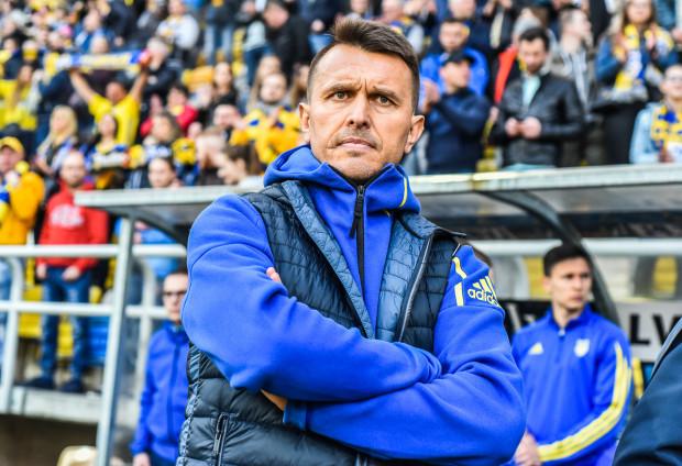 Leszek Ojrzyński ma już plan przygotowań dla Arki na kolejny sezon. Nie wie jednak, czy dane będzie mu go zrealizować.