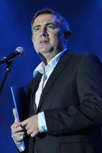 Marcin Kydryński, współorganizator festiwalu.