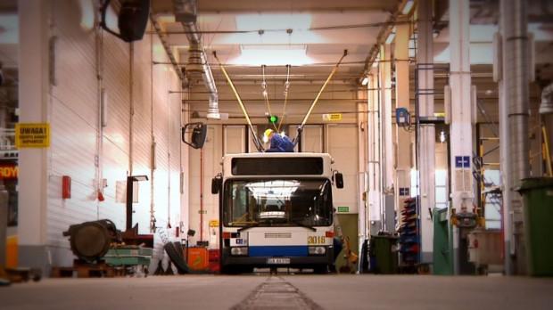 W niedzielę będzie można poznać zakamarki zajezdni trolejbusowej w Gdyni.
