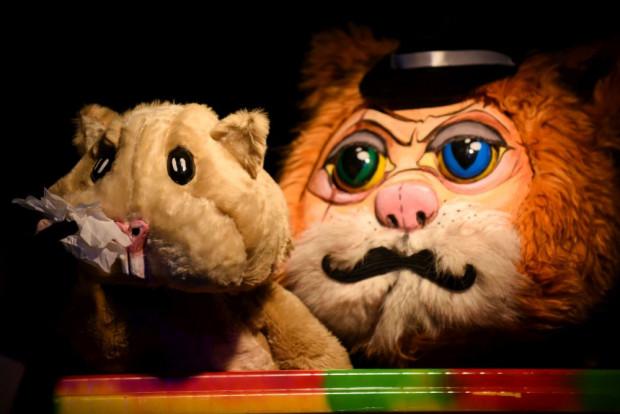 Oskar spotka na swojej drodze różne zwierzęta, między innymi Pana kota Leone.