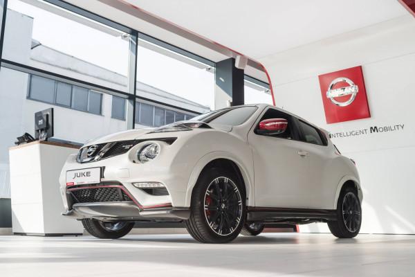 Odświeżony salon Zdunek KMJ w Gdyni to jeden z najnowocześniejszych obiektów Nissana w Polsce.