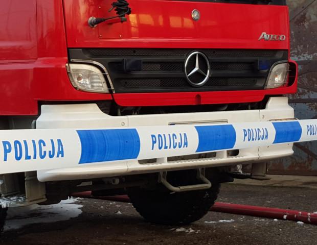 W pożarze altanki zginęły trzy osoby.