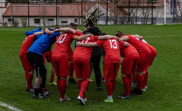 Piłkarze Sopockiej Akademii Piłkarskiej mogą cieszyć się z awansu do półfinału wojewódzkiego Pucharu Polski.