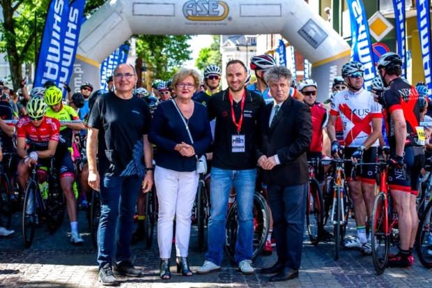 Cyklo Lębork, znakomity debiut w kolarstwie szosowym na Pomorzu.