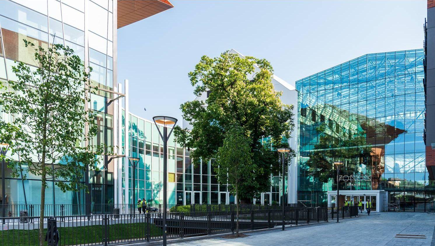 Конец Балтийской Галереи. Forum Gdańsk - новый самый большой ТРЦ в Гданьске