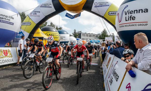 W niedzielę 27 maja odbyła się gdańska edycja Maratonu MTB Vienna Life Lang Team