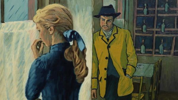 """Nominowanego do Oscara """"Twojego Vincenta"""" gdańszczanie za darmo w plenerze na terenie Muzeum Archeologicznego przy Rycerskiej zobaczą 8 lipca na zakończenie Światowego Zjazdu Gdańszczan."""