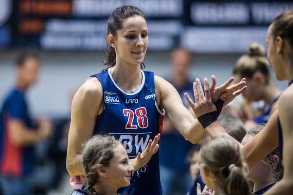 Kristine Vitola wraca do rodzinnej Rygi, ale Gdynię będzie wspominała bardzo ciepło. Koszykarka zapowiedziała, że jeśli jeszcze będzie miała okazję, chętnie tu wróci.