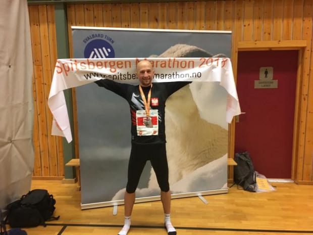 Piotr Suchenia w Norwegii wygrał z przewagą blisko 8 minut nad drugim z rywali.
