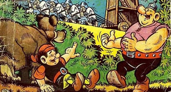Według producentów serial animowany o Kajko i Kokoszu zachowa oryginalność znaną z komiksów.