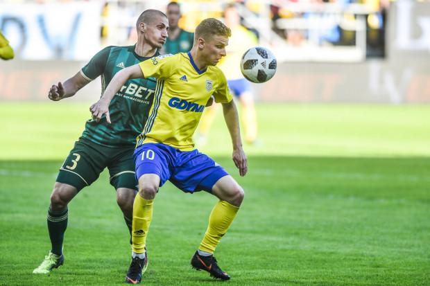 Według Jarosława Kotasa Mateusz Szwoch odchodzi z klubu w odpowiednim dla niego momencie.