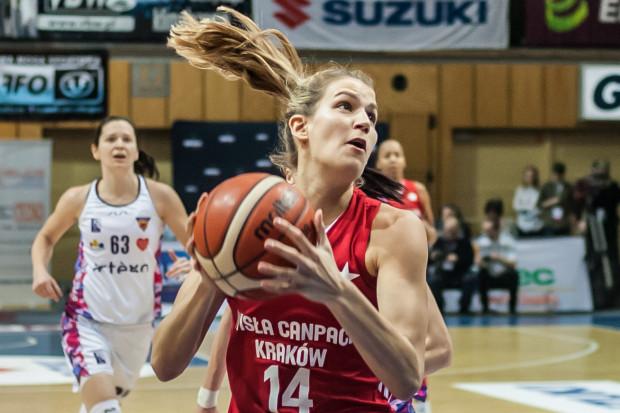 Sonja Greinacher zamieniła Wisłę CanPack Kraków na Basket 90 Gdynia
