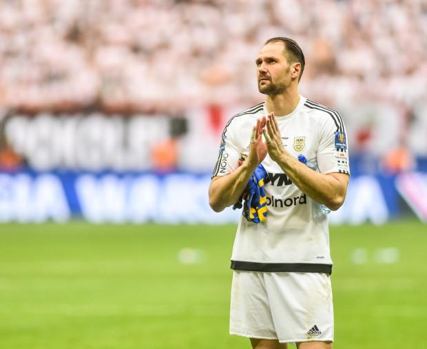 Pavels Steinbors dzięki waszym notom został najlepszym piłkarzem Arki Gdynia w sezonie 2017/18 w rankingu Trojmiasto.pl.